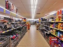 online supermarkeder Vs. lokale supermarkeder