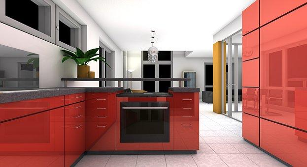 Ungdommelige Sådan indretter du dit køkken bedst muligt - ONLINE SUPERMARKEDER LP11